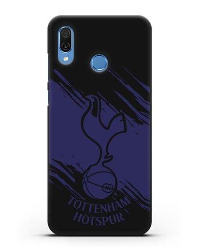 Чехол с эмблемой FC Tottenham Hotspur силикон черный для Honor Play