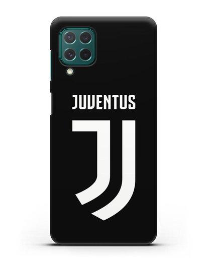 Чехол с логотипом и надписью Juventus силикон черный для Samsung Galaxy M62 [SM-M625F]