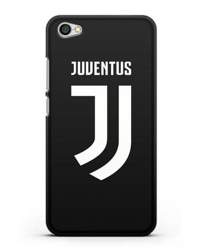 Чехол с логотипом и надписью Juventus силикон черный для Xiaomi Redmi Note 5A